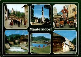 Mauterndorf - 6 Bilder (5570-4) * 25. 8. 1981 - Samson - Mauterndorf