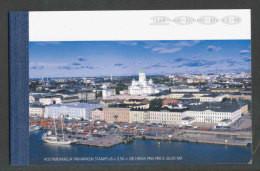FINLANDE - 2000 - CARNET  YT C1469 - Facit H48 - Neuf ** MNH - 450è Anniversaire D'Helsinki - Markenheftchen
