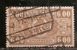 BELGIQUE COLIS POSTAUX  N° 158   OBLITERE - 1923-1941