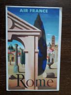 L27/2019 AIR FRANCE AIRLINE . ROME - 1946-....: Ere Moderne