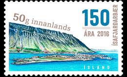 ISLAND 2016 The Town Of Ísafjörður 150th Anniversary - Nuovi