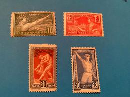 Série Neuve * Jeux Olympiques Paris 1924 Lot 34p - Autres