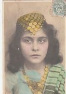 CPA FILLETTE BERBERE  1903 - Retratos