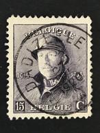 OBP 169 - 15c - DADIZELE - 1919-1920  Re Con Casco