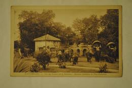 Asie Cambodge Battambang Vue Des Bureaux De La Residence Ancienne Habitation Du Phya Kathathor - Cambodja