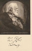 AK Ludwig III Koenig Von Bayern - Bayer. Landeskomitee Vom Roten Kreuz (52904) - Case Reali