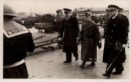 Il Re In Visita A Livorno Il 11.Febbraio.1939-Originale100%- - Case Reali