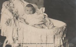 AK Prinz Wilhelm Von Preussen Der Jüngste Hohenzoller - 1907 (52911) - Case Reali