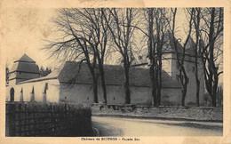 Château De Biourges - Façade Est - Bertrix