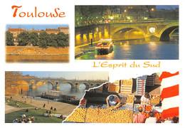 CPM - 31 - TOULOUSE - L'Esprit Du Sud - Toulouse