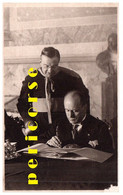 La Firma Del Trattato Di Conciliazione - Unclassified
