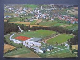 AK LINDABRUNN Stadium Stadion Fussball Football   //   D*47157 - Baden Bei Wien