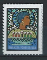 USA. Scott # ? MNH. Kwanzaa Celebration.  2020 - Nuovi