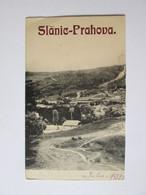 Romania/Slănic-Prahova 1912 Written Postcard - Roemenië