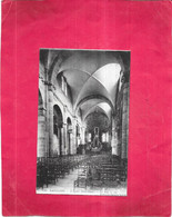SAINT DIE - 88 -  L'Eglise Notre Dame - La Nef - SWP - - Saint Die