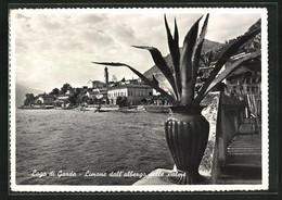 Cartolina Limone, Albergo Delle Palme - Andere Städte