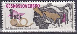 ** Tchécoslovaquie 1972 Mi 2116 (Yv 1961), (MNH) - Unused Stamps