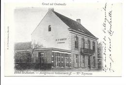 Oostmalle - Hotel St-Hubert - Aangenaam Buitenverblijf - We Taymans. - Malle