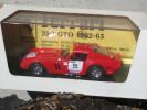 BANG/LA MINI MINIERA - SS 06 -  FERRARI 250 GTO TARGA FLORIO 1989  Scala 1/43 - Bang
