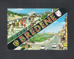 BREDENE - GROETEN UIT ... (10.086) - Bredene