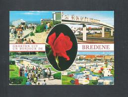 BREDENE - GROETEN UIT BREDENE  (13.789) - Bredene