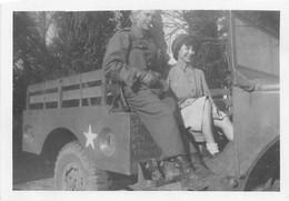 Lot De 5 Clichés De Militaires Prisent Lors De La Poche De SAINT-NAZAIRE En 1945   -  Voir Description   -  ¤¤ - Weltkrieg 1939-45