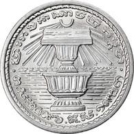 Monnaie, Cambodge, 20 Sen, 1959, SPL+, Aluminium, KM:55 - Cambodia