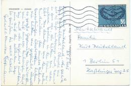 1965 Yugoslavia Kosovo Prizren Amam - Stamp : 1965 International Coopeartion Day - Covers & Documents