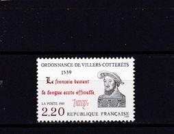 FRANCE 1989 NEUF** LUXE N° 2609 - Ungebraucht