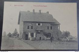 Sart-lez-Spa - N°1 - Villa De Cokaifagne - Circulé: 1910 - Voir 2 Scans. - Lüttich