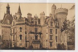 CPA-86-Vienne- TROIS MOUTIERS- Château De Lamothe-Chandenier- Côté Sud- - Otros Municipios