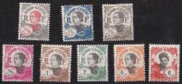 ⭐ Indochine - YT N° 96 à 98 ** Et 99 à 105 ** Sans Le 102 / 104 - Neuf Sans Charnière - 1922 / 1923 ⭐ - Unused Stamps