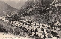 Thematiques 38 Isère Oisans Village Et Usines De Rioupéroux - Altri Comuni