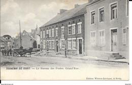 Sivry - Souvenir De Sivry - Le Bureau Des Postes - Grand'Rue - Ed: Wérion-Levêque - Circulé:1905 - Voir 2 Scans - Sivry-Rance
