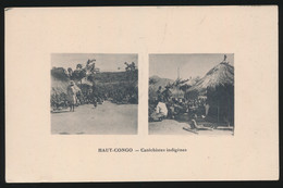 HAUT CONGO  CATECHISTES INDIGENES - Congo Belga - Otros