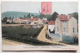 CPA - 78.Saint Remy Les Chevreuses. Rue Basse - St.-Rémy-lès-Chevreuse