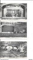 "Militaria - Compagnie Maritime Belge - ""Graville (76)"" - Lot De 3 Cartes Postales -  - B.S.K. - 2 Sc - Sonstige"