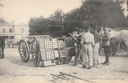 33-TALENCE--AOUT 1914--CHARGEMENT DES OBUS--VOIR SCANNER - Andere Gemeenten