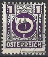 Austria Österreich  1945. Mi.Nr. 735, Used O - 1945-60 Gebraucht