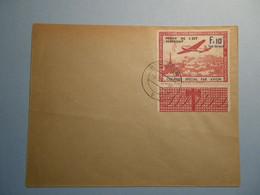 La Légion Des Volontaires Michel No. V Sur Lettre Philatélique , Cachet Hannover 8.5.42 - Occupation 1938-45