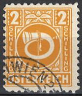 Austria Österreich  1945. Mi.Nr. 736, Used O - 1945-60 Gebraucht