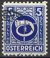 Austria Österreich  1945. Mi.Nr. 737, Used O - 1945-60 Gebraucht