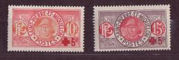 ⭐ Saint-Pierre Et Miquelon  Y.T N° 105-106**   - Neuf Sans Charnière -  ⭐ - Nuovi