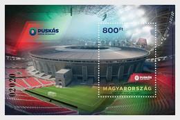 Hongarije / Hungary - Postfris / MNH - Sheet Puskas Arena 2020 - Unused Stamps