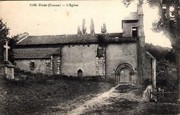 Thematiques 23 Creuse Croze L'Eglise - Sonstige Gemeinden