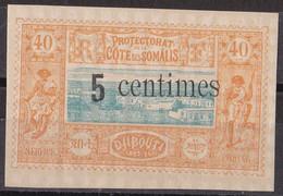 ⭐ Côte Des Somalis  - Y.T - N° 28** - Neuf Sans Charnière - 1902 ⭐ - Nuovi