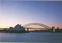 Sydney : Opera House & Harbour Bridge (CP Vierge) - Sydney