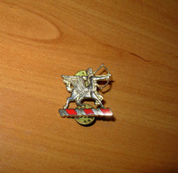 ARMEE AMERICAINE     Insigne , ..Fab NEW YORK   MAD IN USA.........Très Rare ....... - Other