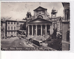 GENOVA- PIAZZA NUNZIATA - Genova (Genoa)