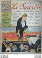 1904 LE SOURIRE - Journal Humoristique - Dessins De NAM - POULBOT - ROUBILLE - ECREVISSE  ETC... - Altri